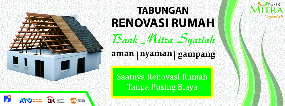 tabungan rumah bank mitra syariah